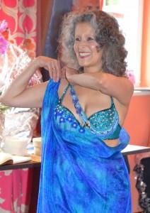 Isabelle Hassan, Orientalischer Tanz
