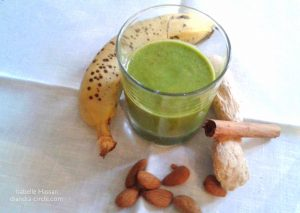 #essenistliebe. Smoothie Winter-Green