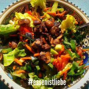 Will-weg-Salat