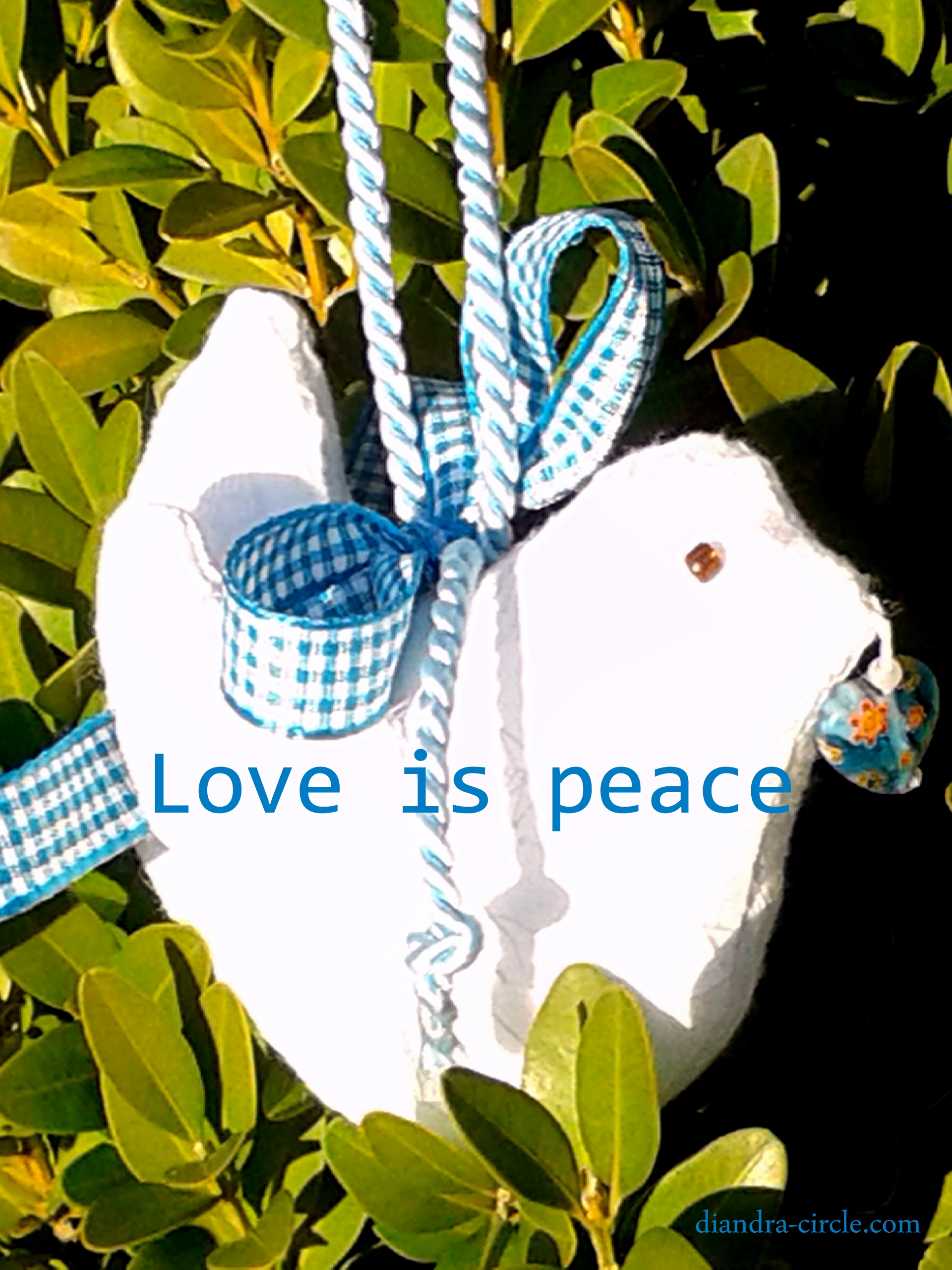 Love us peace
